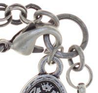 Vorschau: Konplott Global Glam Armband in copper blau 5450543791319