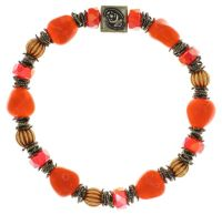 Vorschau: Konplott Tropical Candy Armband - Orange 5450543799933