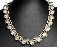 Konplott Caviar Classic Halskette Daylight in weiß 5450543887500