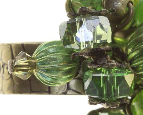 Konplott Tropical Candy Ring - Grün 5450543799773