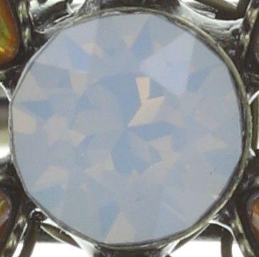 Konplott Psychodahlia Ring in gelb Messing 5450543734088
