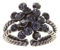 Vorschau: Konplott Magic Fireball Ring Mini in graphite schwarz 5450543797465