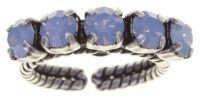 Vorschau: Konplott Colour Snake Ring clouds of blue 5450543853895