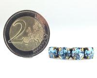 Vorschau: Konplott Colour Snake Ring in Aquamarine, hellblau 5450527257114
