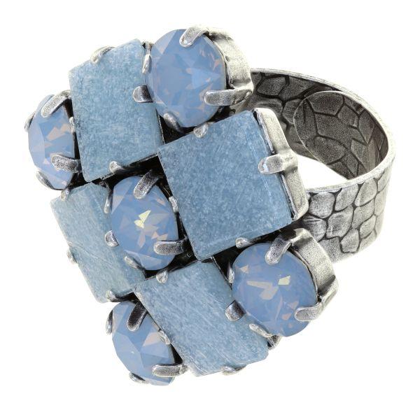 Konplott Cleo Ring Baby Blue Sky 5450543911984