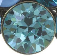 Vorschau: Konplott Petit Glamour Ring in blau/grün 5450543728315
