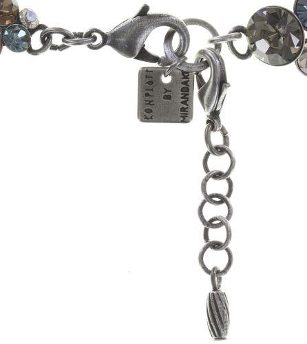 Konplott Petit Glamour Armband in blau/braun 5450543682570