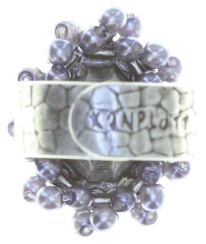 Konplott Kaleidoscope Illusion Ring in grau Größe S 5450543761848