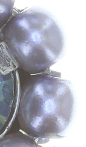 Konplott Kaleidoscope Illusion Ohrstecker in grau 5450543761824