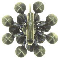 Vorschau: Konplott Magic Fireball Ohrhänger in grau 5450543754659