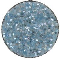 Vorschau: Konplott Studio 54 Ohrhänger in hellblau Silberfarben 5450543748467