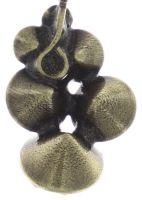 Vorschau: Konplott Petit Glamour Halskette mit Anhänger in coralline 5450543726854