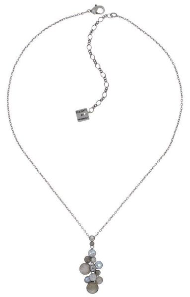 Konplott Water Cascade Halskette Stone White 5450543882468