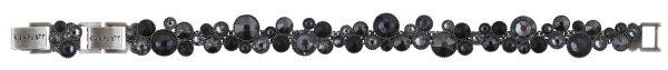 Konplott Water Cascade Armband in schwarz 5450543766560