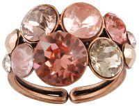 Konplott Petit Glamour Ring in pink 5450543766515