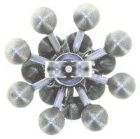 Vorschau: Konplott Magic Fireball Ohrstecker klassisch in grün 5450543765952