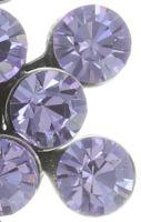 Vorschau: Konplott Magic Fireball Ohrstecker Mini in Lila/Violet 5450543721453