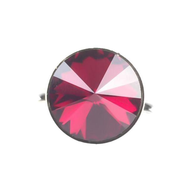 Konplott Rivoli roter Ring 5450527495424