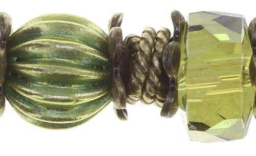 Konplott Tropical Candy Armband - Grün 5450543799735