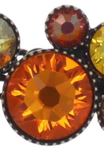 Konplott Water Cascade Armband in braun/orange 5450543754420