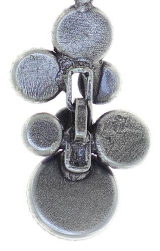 Konplott Water Cascade Halskette mit Anhänger in coralline 5450543754055