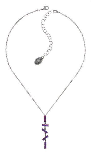 Konplott Jumping Baguette Halskette Fire Violet 5450543813158