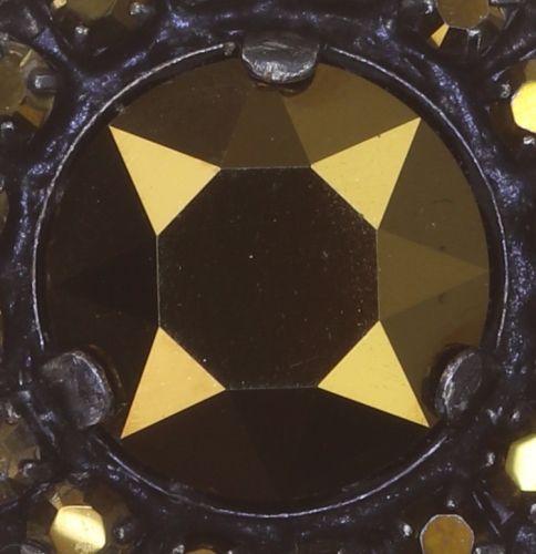 Konplott Rock 'n' Glam Ring in black gun metal 5450543777924