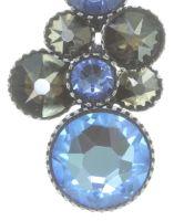 Vorschau: Konplott Water Cascade Ohrhänger in blau/braun 5450543753928