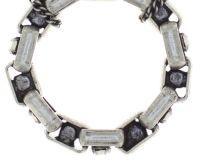 Vorschau: Konplott Industrial Halskette in opal weiß 5450543796611