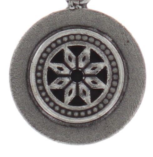 Konplott Simply Beautiful Halskette mit Anhänger in rosa 5450543745671