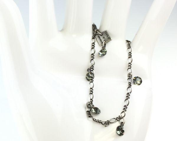 Konplott Tutui black diamond Armband verschließbar 5450527610186