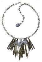 Vorschau: Konplott Global Glam Halskette in crystal weiß 5450543791463