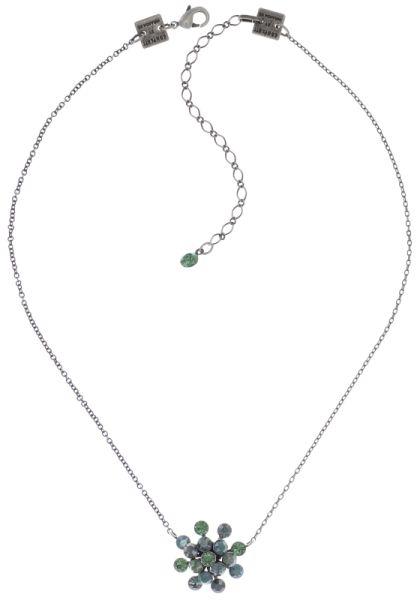 Konplott Magic Fireball Halskette in grün 5450543765921
