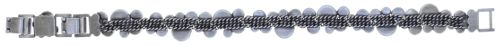 Konplott Water Cascade Armband in lila 5450543753973
