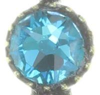 Vorschau: Konplott Amazonia Halskette mit Anhänger in blau/grün, Größe S 5450543760698