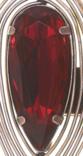 Konplott Amazonia Ring in rot, Größe M,S - Rückläufer, wie neu 5450543752990