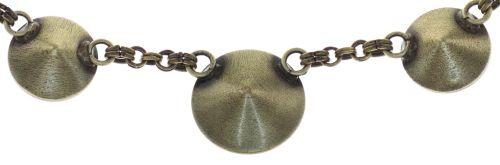 Konplott Rivoli Halskette in grün colorado topaz vitrail light 5450543783291