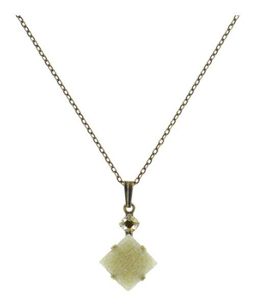 Konplott Cleo Halskette Gold And Sand 5450543911823
