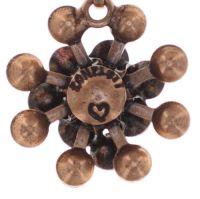 Vorschau: Konplott Magic Fireball Halskette Mini in blushed rose 5450543797373