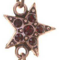 Vorschau: Konplott Sky Lights Halskette in rot 5450543784038