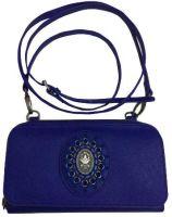 Plain is Beautiful Wallet Bag blau - Neu