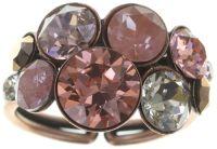 Vorschau: Konplott Petit Glamour Ring in pink 5450543766515
