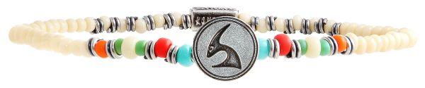 Konplott Zodiac multi Armband elastisch (Steinbock) 5450543647739