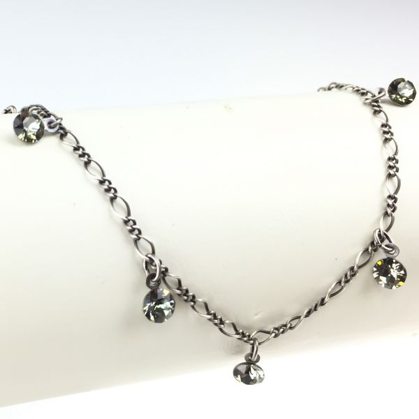 Tutui black diamond Armband verschließbar