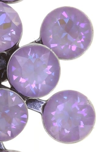 Konplott Magic Fireball Ohrhänger in lilashine crystal lavender de lite 5450543852683