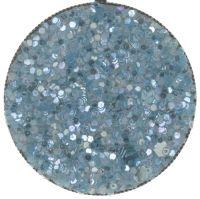 Vorschau: Konplott Studio 54 Halskette mit Anhänger in hellblau Silberfarben 5450543748436