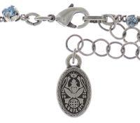 Vorschau: Konplott Jelly Star steinbesetzte Halskette in hellblau - Gebraucht wie neu 5450543714066