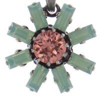 Vorschau: Konplott Spider Daisy Halskette in pastel multi Größe S 5450543736419