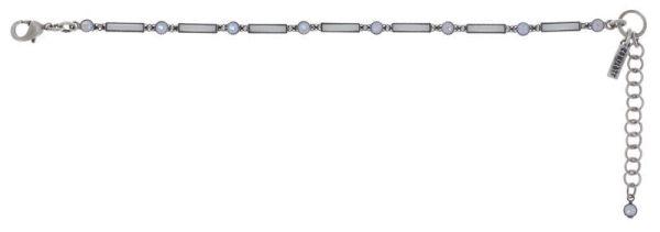 Konplott Graphic Flow Armband verschließbar in weiß antique 5450543867458