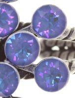 Vorschau: Konplott Magic Fireball Ring in shiny heaven crystal ocean de lite 5450543797366